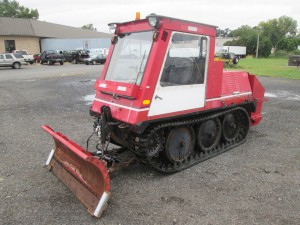 Bombardier BW75 Tractor