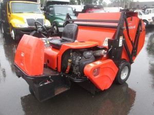 2004 Smithco Sweep Star 60 Lawn Sweeper