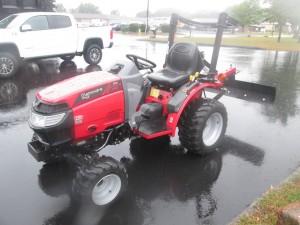 Mahindra Max 24H Tractor