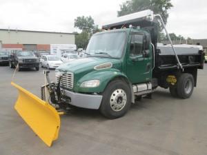 2005 Freightliner M2 S/A Dump Truck