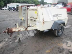 Ingersoll Rand 50KW Tow Behind Generator