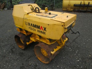 2006 Rammax P33/24 Trench Compactor