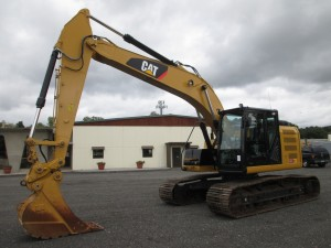 2015 Caterpillar 320EL RR Hydraulic Excavator