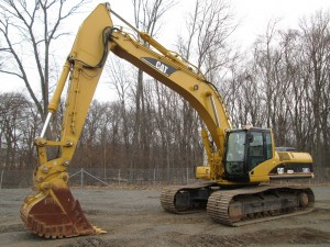 2004 Caterpillar 330CL Hydraulic Excavator