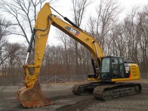 2014 Caterpillar 329EL Hydraulic Excavator