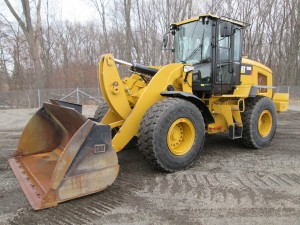 2012 Caterpillar 938K Rubber Tire Wheel Loader