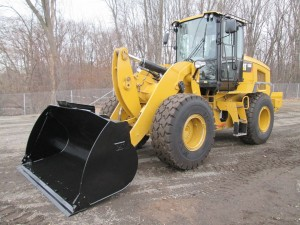 2013 Caterpillar 930K Rubber Tire Wheel Loader