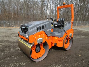 2018 Hamm HD13VV Double Drum Vibratory Roller