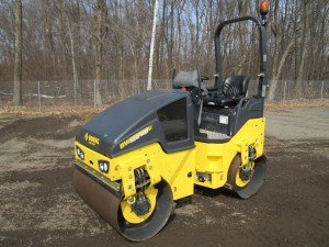 2018 Bomag BW120AD-5 Double Drum Vibratory Roller
