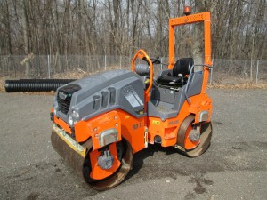 2014 Hamm HD12VV Double Drum Vibratory Roller