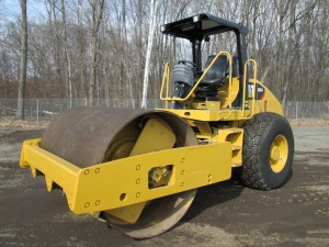 2008 Caterpillar CS54 Smooth Drum Vibratory Roller