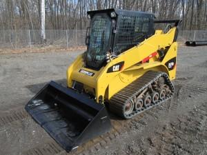 2012 Caterpillar 257B3 Track Skid Steer