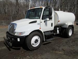 2009 International 4300 S/A Water Truck