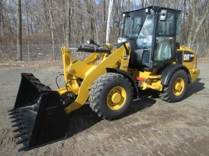 2017 Caterpillar 907M Rubber Tire Wheel Loader