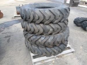(4) TransKing 13.00-24TG Tires