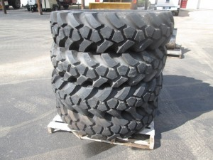 (4) Galaxy 14.00-24 L-2 Tires