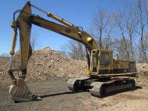 1988 Caterpillar 235C Hydraulic Excavator