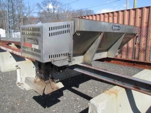 Buyers 8' Stainless Steel Sand/Salt Spreader