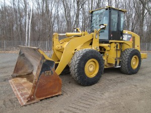 2010 Caterpillar 938H Rubber Tire Wheel Loader