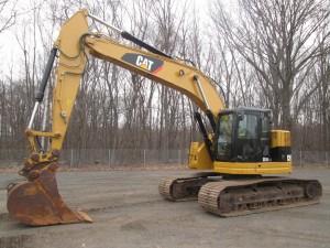 2013 Caterpillar 321DLCR Hydraulic Excavator