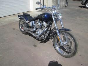2011 Harley Davidson Softail Custom Motorcycle