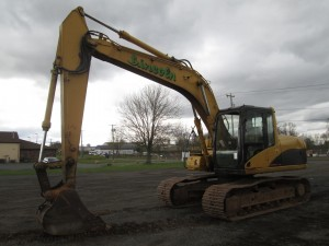 2002 Caterpillar 315CL Hydraulic Excavator