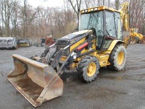 2002 Caterpillar 430D IT Backhoe Loader