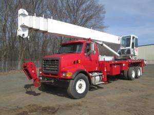 2005 Sterling T/A Crane Truck