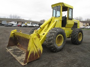 1973 John Deere 644 Rubber Tire Wheel Loader