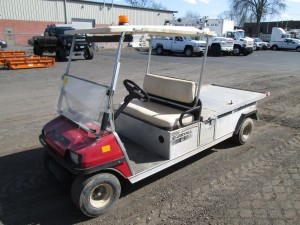 Club Car Carry All 6 Utility Cart