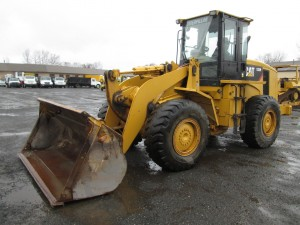 2009 Caterpillar 938H Rubber Tire Wheel Loader