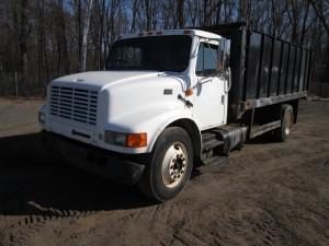 1994 International 4900 S/A Dump Truck