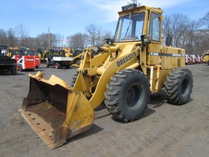 1977 International 515 Rubber Tire Wheel Loader