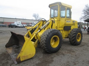 1969 John Deere 644 Rubber Tire Wheel Loader