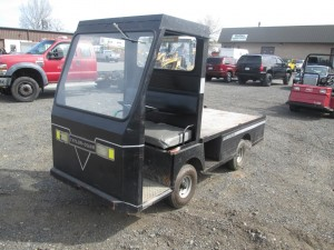Taylor Dunn Electric Cart