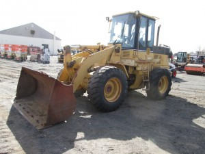 1996 Caterpillar 924F Rubber Tire Wheel Loader