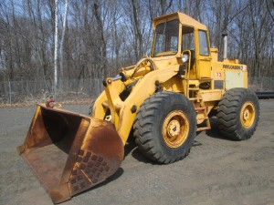 International Hough 65 Rubber Tire Wheel Loader