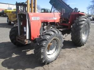 Massey Ferguson 281 Tractor