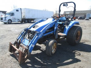 New Holland TC40 Tractor