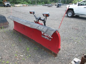 Western 10' Heavy Weight Snow Plow