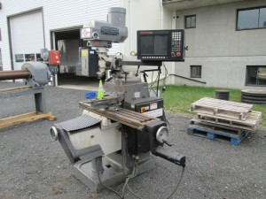 Wilton Milling Machine