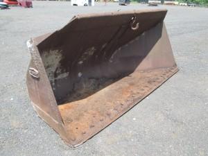 """Hewitt 124"""" Side Dump Bucket With BOCE"""