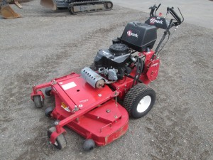 Exmark S-Series Walk Behind Mower