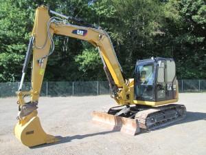 2015 Caterpillar 308E2 CR Hydraulic Excavator