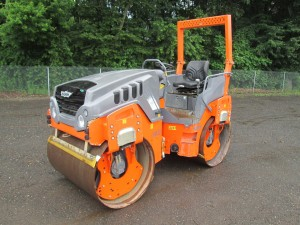 2014 Hamm HD13VV Double Drum Vibratory Roller
