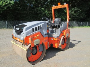 2012 Hamm HD14VV Double Drum Vibratory Roller