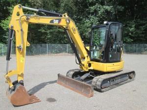 2014 Caterpillar 305E CR Mini Excavator