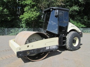 2005 Ingersoll Rand SD-122DX TF Vibratory Roller