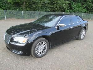 2012 Chrysler 300C 4 Door Sedan