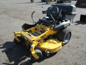 Everride Warrior Zero Turn Mower
